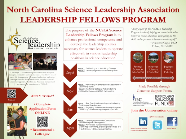 NCSLA PromoPoster Fellows Program
